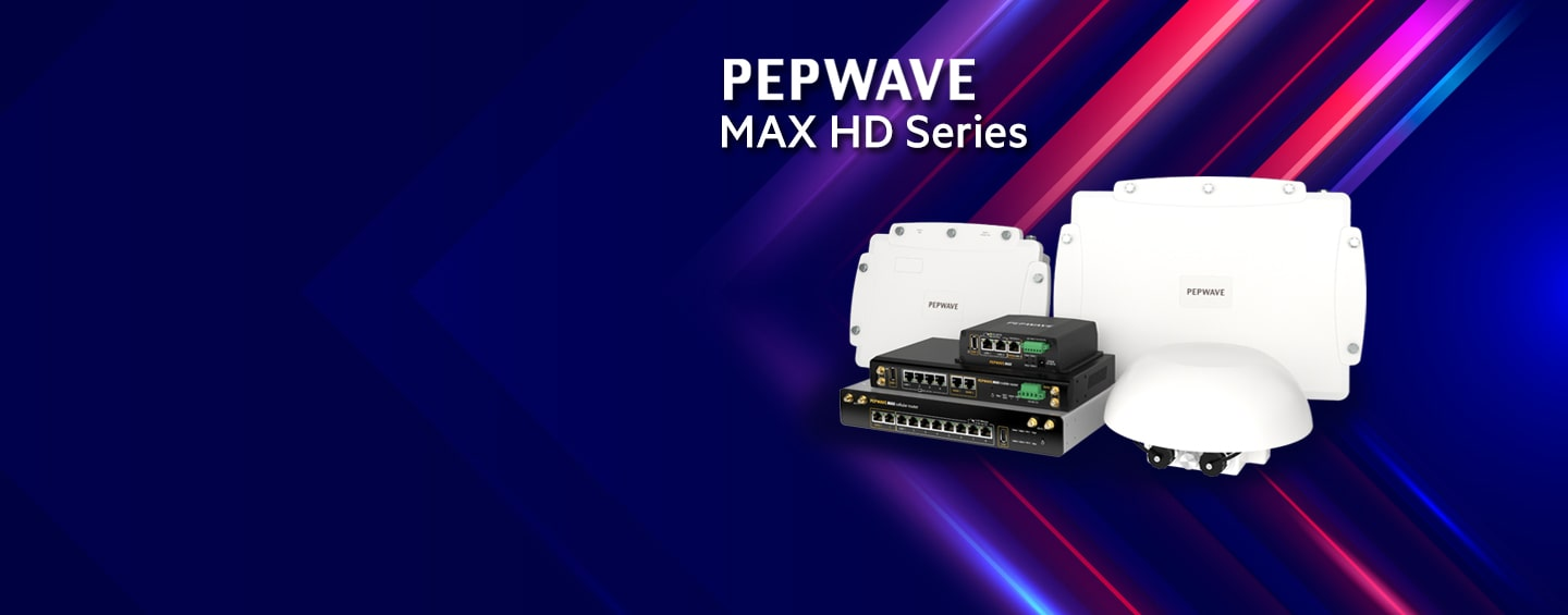MAX Series Multi-Cellular Powerhouses for Mission Critical Connectivity