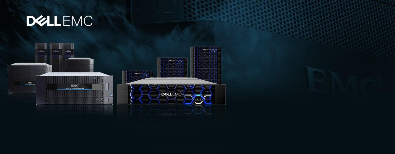 تجهیزات ذخیره سازی EMC