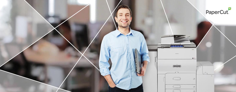 مدیریت کامل پرینترهای سازمان