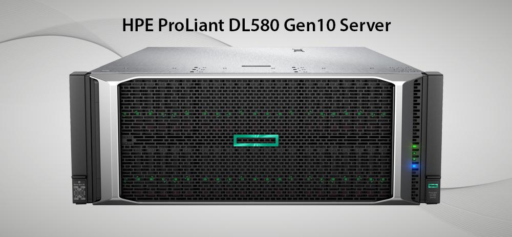 سرور پرولینت نسل 10 مدل dl580